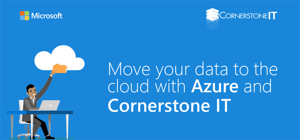 Microsoft Azure infographic.