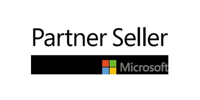 Microsoft Partner Seller logo.